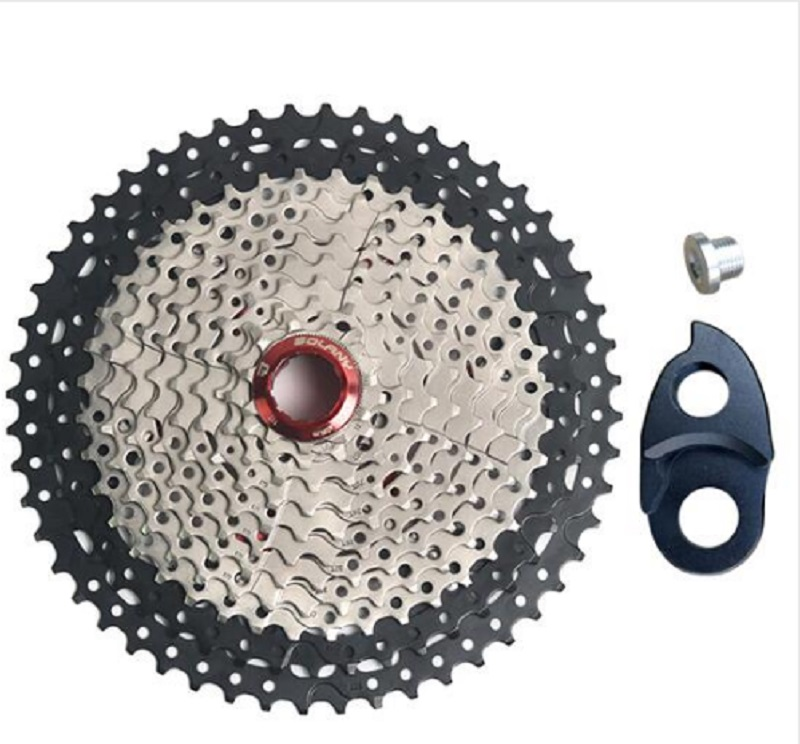 12 Speed Freewheel 52T Cassette MTB cassete 11 velocidade Vrijloop Fietsaccessoires Mountainbike For Shimano XT Slx sunrace sram image