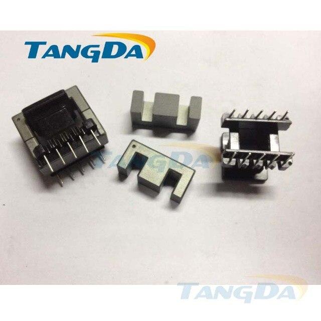 Tangda EE40 Core EE Bobbin Magnetic Core Skeleton 4040 Pin Brother Beauteous Bobbin Pin Sewing Machine
