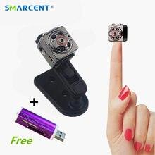 Smarcent SQ8 мини видео Камера Full HD 1080 P видеокамера Motion Сенсор Micro Камера DV DVR инфракрасный Ночное видение Камера Secret