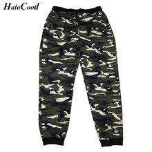 M-8XL 2017 Casual Mens Jogger Autumn Pencil Harem Pants Men Camouflage Military Pants Loose Comfortable Cargo Trousers Plus Size