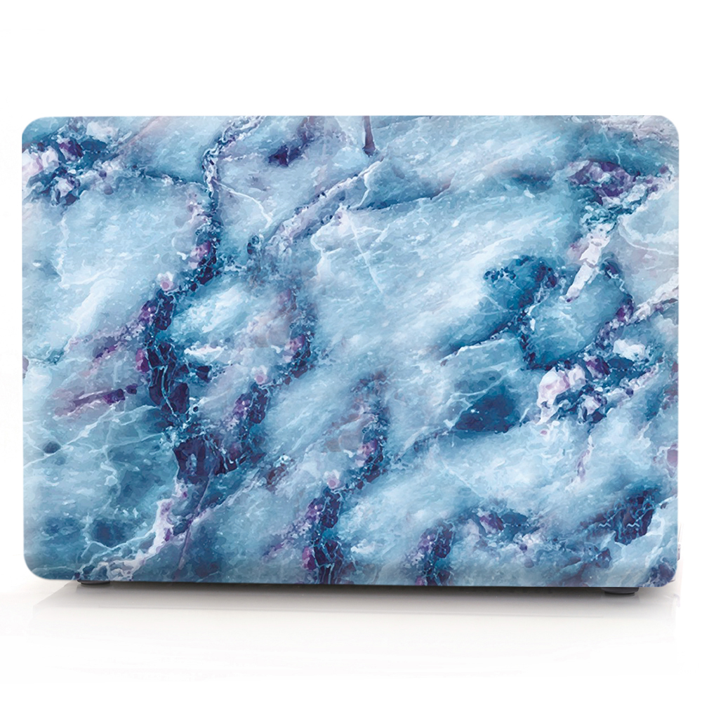 Image 2 - marble Laptop Case For Apple MacBook Air  11,13 Pro Retina 12 13 15 Touch Bar for macbook New Pro 13.3 15.4 New Air 13.3-in Laptop Bags & Cases from Computer & Office