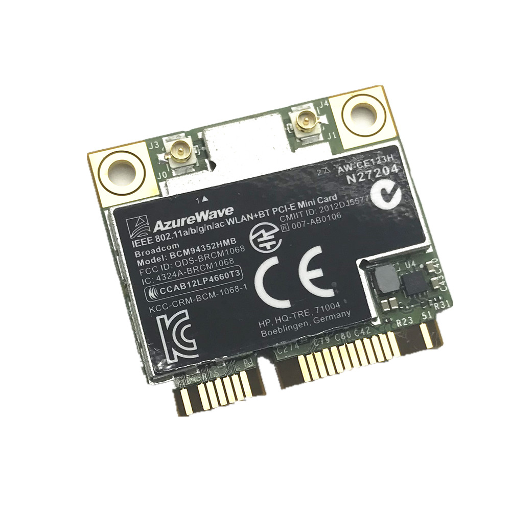 Broadcom BCM94360 1300 Мбит/с 802 11AC WiFi адаптер Gigabit Ethernet PCI-E  PCI Express