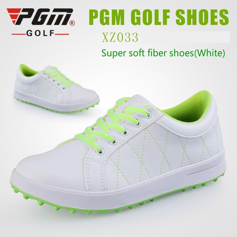 2019 zähler echte PGM damen golf schuhe sport schuhe frauen keine spikes atmungsaktive wasserdichte für weibliche stiefel-in Golfschuh aus Sport und Unterhaltung bei AliExpress - 11.11_Doppel-11Tag der Singles 1