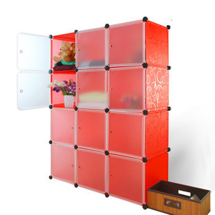 Plastic Cabinet. 4 Layer Plastic Cabinet Baby Clothes Storage ...