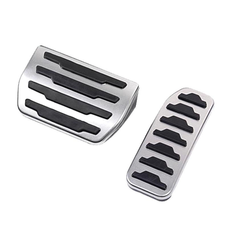 Carmonsons Car Pedal Cover for Brake and Accelerator for ...