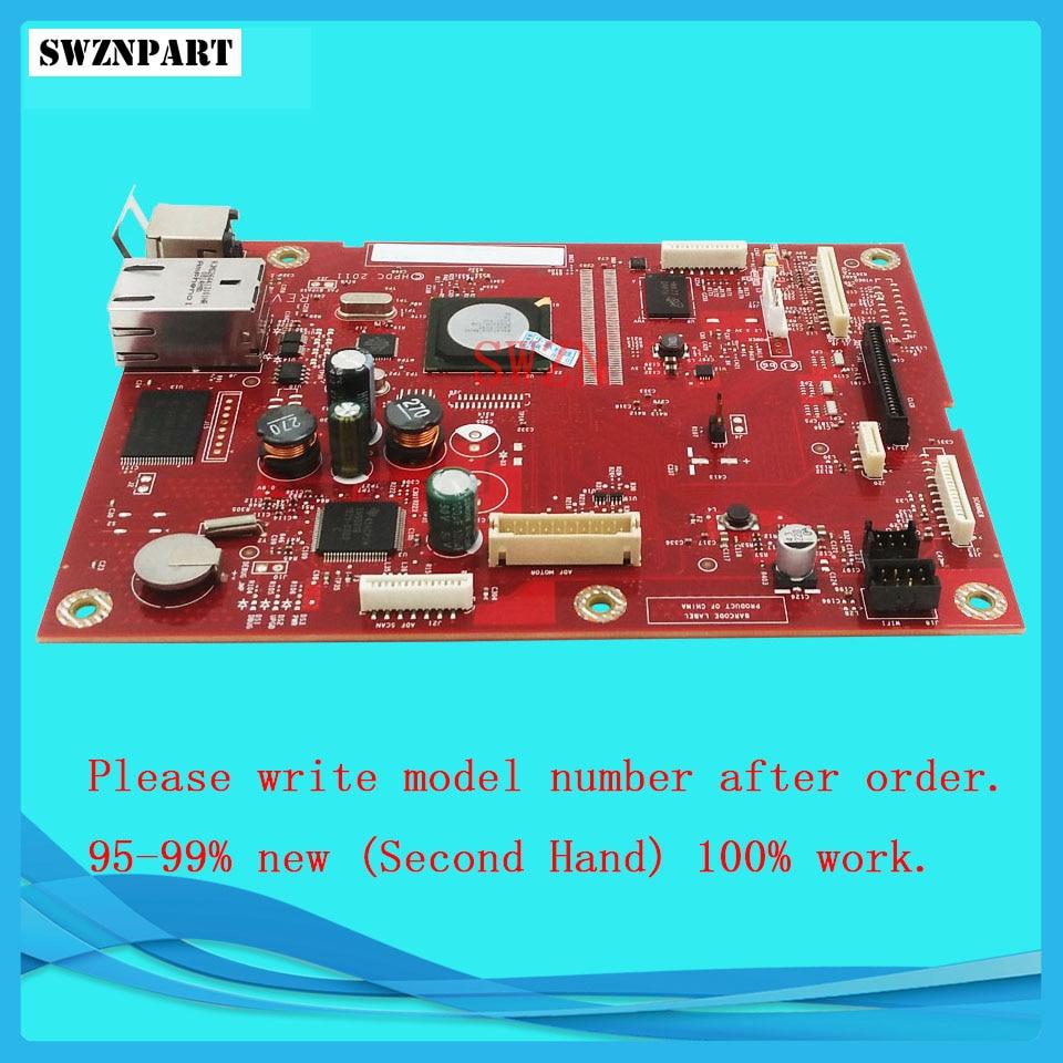 FORMATTER PCA ASSY Formatter Board logic Main Board MainBoard mother board for HP Laserjet Pro MFP M521DN 521 M521DW A8P80-60001 free shipping formatter board for hp laserjet pro mfp m127fn m128fn m127fw m128fw cz181 60001 cz183 60001 print part on sale