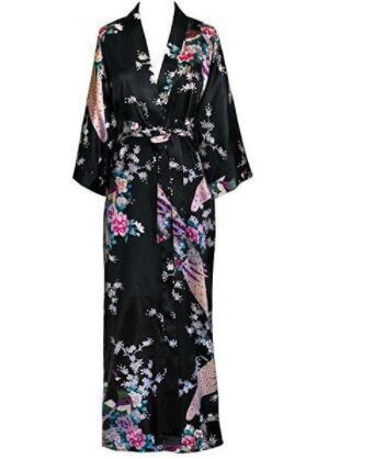 Ladies Kimono Robe 2