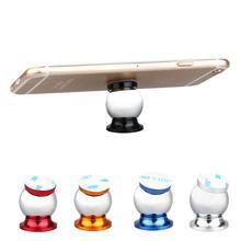 2018 г. Лидер продаж универсальный магнитный шарик автомобильный держатель GPS мобильного для Iphone 5 6 для Samsung S5 YYH # лучшая цена Вики