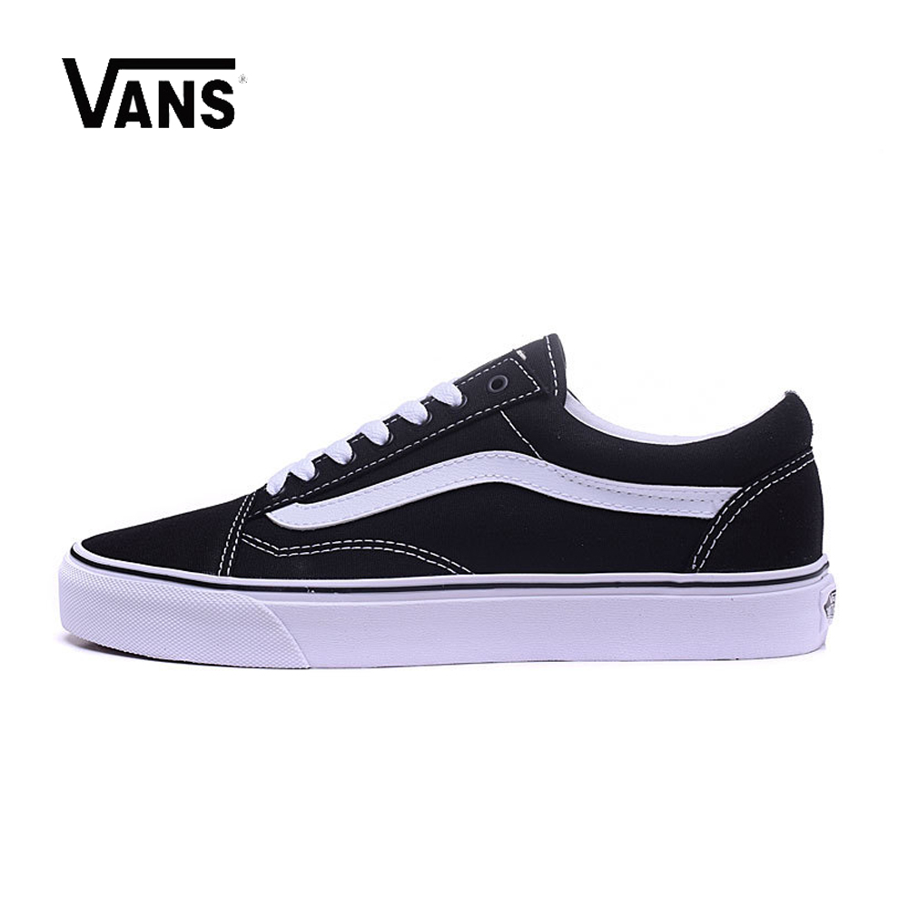 Классический Холст Vans обувь с низким верхом кроссовки унисекс Для мужчин Для женщин спортивные Скейтбординг обувь на плоской подошве дышащ...