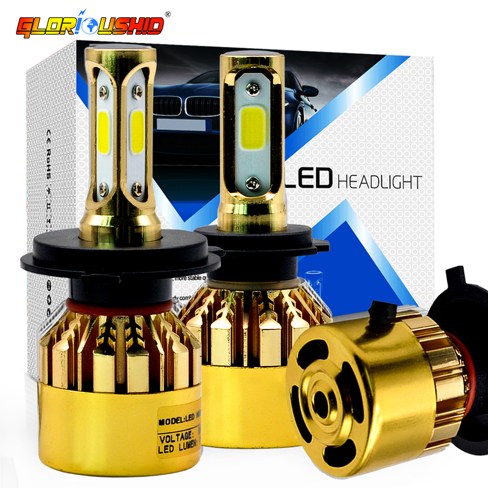 2Pcs H11 LED H7 H4 H1 Car Headlight Bulbs H3 HB4 H8 HB3 H27 9005 9006 881 Led Fog Lights 8000LM 3000k 4300k 6500k car led light2Pcs H11 LED H7 H4 H1 Car Headlight Bulbs H3 HB4 H8 HB3 H27 9005 9006 881 Led Fog Lights 8000LM 3000k 4300k 6500k car led light