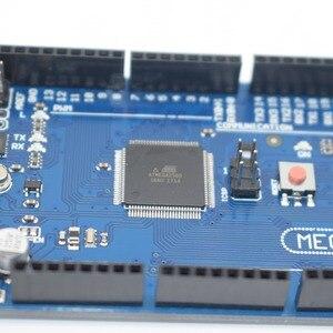 Image 2 - 10 Chiếc Mega 2560 R3 Mega2560 REV3 ATmega2560 16AU,ATMEGA16U2 MU Ban + Tặng Cáp USB Tương Thích 10 Bộ