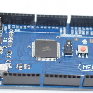 Image 2 - 10pcs Mega 2560 R3 Mega2560 REV3 ATmega2560 16AU,ATMEGA16U2 MU  Board + USB Cable compatible 10set