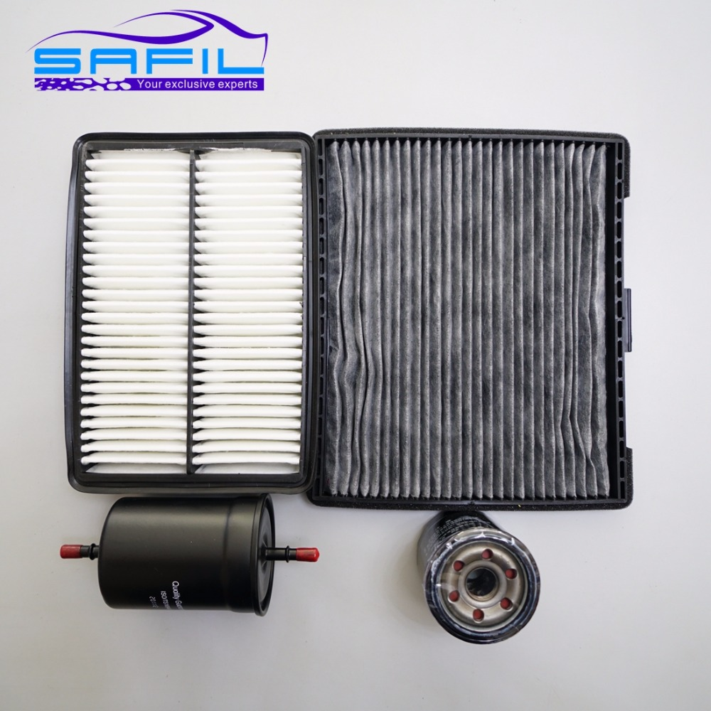 air filter cabin air condition filter fuel Oil filter for JAC J6 J5 heyue
