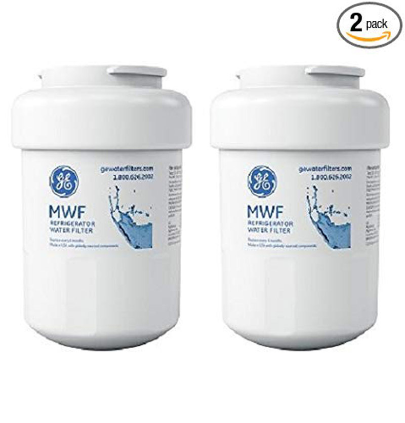 Фильтр для воды Ge Smart 2 X Ge Mwf, фильтр Ge Mwf, фильтр для воды Ge Smart/фильтр для замены Ge Mwf, Mwfa, Gwf, Gwfa, Gwf01, 46-9991.