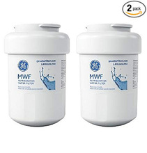 2 X Ge Mwf, Ge Mwf Filter, Ge Smart Water Filter/wlf-ge01 - Replacement Filter For Ge Mwf, Mwfa, Gwf, Gwfa, Gwf01, 46-9991.