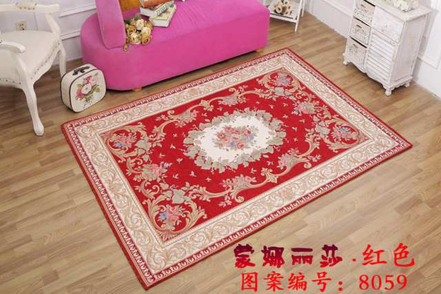 Long Plush Area Rug Bedroom Five Size 40X60 CM Rugs And Carpets ...