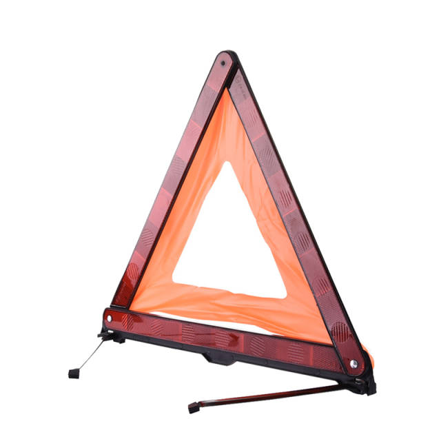 Triangle Road Signs >> Online Shop Reflective Triangle Car Safety Warning Emergency Road