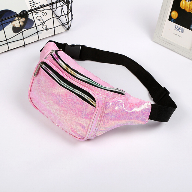 Retro Fashion Waist Bag  1