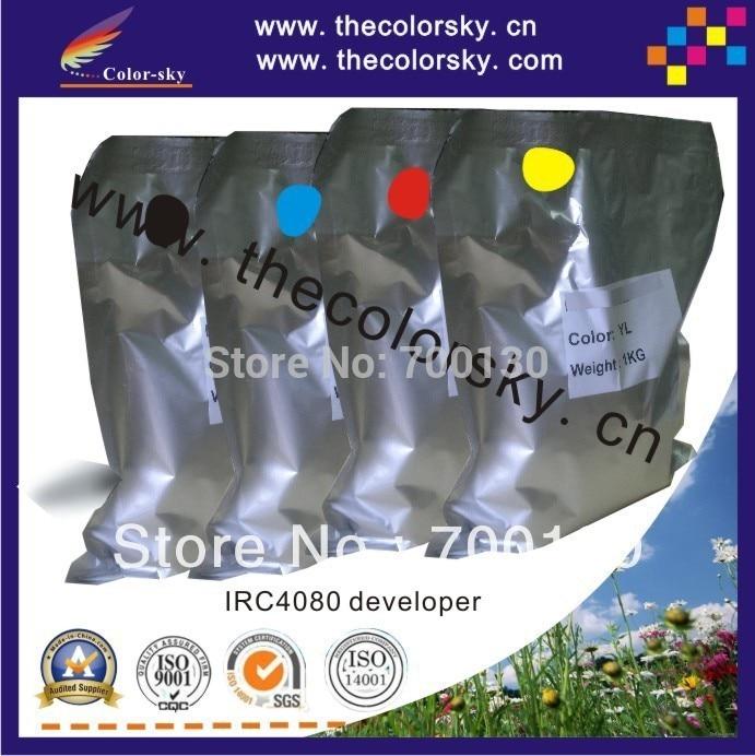 (DVCRX-IRC4080U) copier developer iron powder for Canon ImageRunner IR C4080 C4580 C5180 C5185 GPR-20 GPR-21 GPR 20 21 free dhl