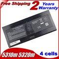 Bateria do portátil para HP / Compaq ProBook 5310 m 5320 m 580956 - 001 538693 - 271 HSTNN-SBOH HSTNN-C72C HSTNN-DB0H 538693 - 961 FL04 FL04041