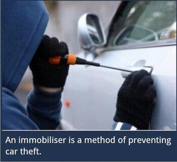 Dispositivo de Seguridad automotriz antirrobo de 12V, sistema de alarmas de posventa, interruptor de corte oculto, interruptor oculto de encendido inalámbrico, modelo de RF-T