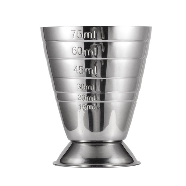 Stainless Steel Cocktail Measuring Cup