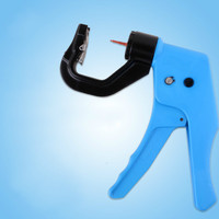 1PCS Veterinary Ear Tag Clamp Imported Automatic Rebound Ear Tag Pliers Pig and Sheep with Vertical Pressure Ear Tag Pliers