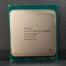 Intel Xeon E5 2680 V2 Processor 2.8GHz 25M LGA 2011 SR1A6 C2 E5-2680 V2 CPU 100% normal work(China)