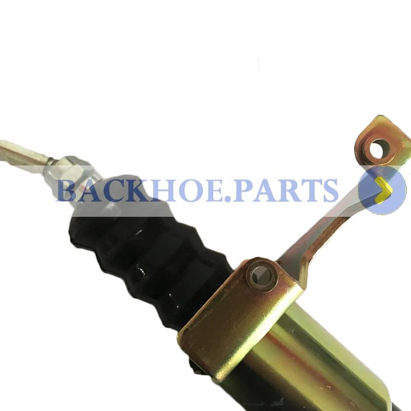 12V Shutdown Stop Solenoid 3740055 for JLG 40H 60H 70H 80H Deutz Engine F3L912