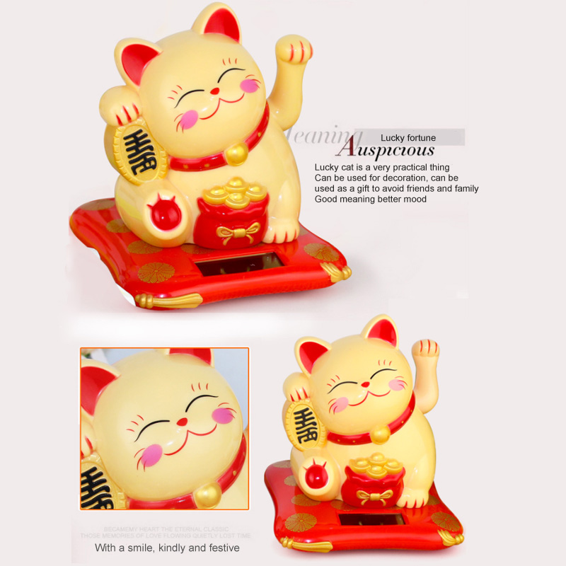 Lucky Cat For Wealth 3