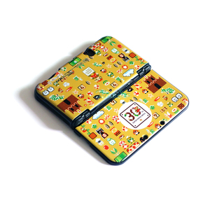 Image 5 - Protective Case for Nintend NEW 3DS XL / LL Housing Pokeball  Pikachus Pattern Shell Cover Skin for Nintendo NEW 3DSLL Console