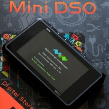 Kit d'oscilloscope numérique DS213 4 canaux DSO213 taux d'échantillonnage MCX 100MSa/S ensemble d'oscilloscope de stockage d'écran coloré de 3 pouces