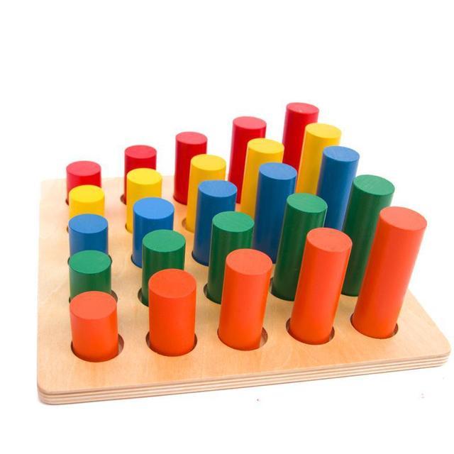 Geometry Cylinder Block Set