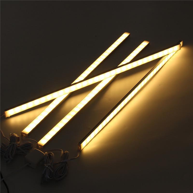 Detail 5 LED Wardrobe Batten Light
