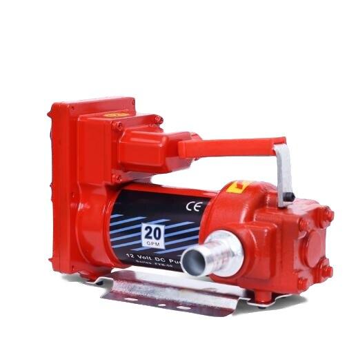 Pompe à huile de moteur de voiture pompe à essence anti-déflagrant 12 V extracteur de puisard de fluide échange de carburant pompe d'aspiration de transfert