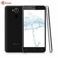 מקורי doogee f7 5.5 inch 4 גרם phablet deca helio x20 2.3 ghz core 3 gb ram 32 gb rom 13.0mp מצלמה אחורית smartphone