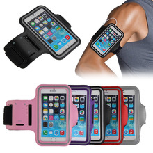 Working Jogging Sports activities GYM Armband Case Cowl for Apple iPhone5 5s 6 6s Samsung HTC Huawei beneath four.7 Inch Cell Telephones