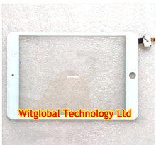 """Original 7.85 """" 7.9 pulgadas Tablet Campacitive Panel de la pantalla táctil Cimi X8 X8L MTK6589T Quad Core IPS cristal digitalizador del Sensor envío gratis"""