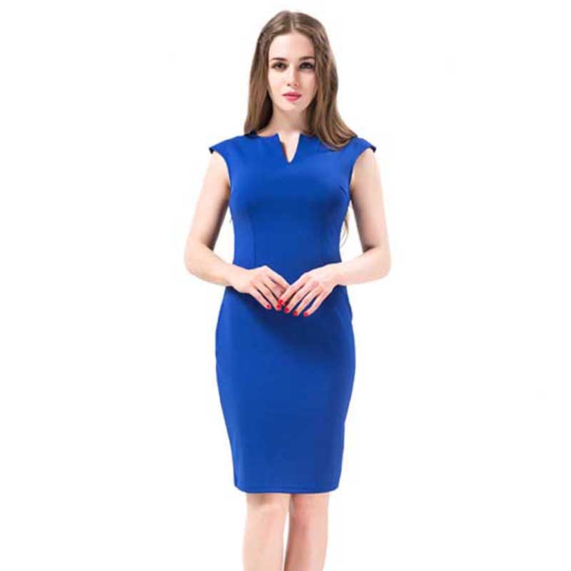 Buy Cheap Free Shipping Women Dress 2016 Summer Style Elegant Hot Sale Good Quality Work Dress Famous Brand New Arrival Fashion Dresses