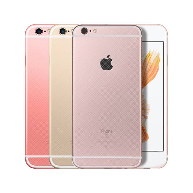 Fashion Rose Gold Full Body Decal Back Film Sticker Phone Case Cover For iPhone  6   493664da1358
