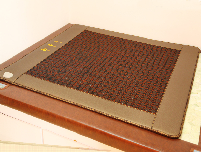 2016 High Quality korea jade Stone Mattress Therapy Heated mattress wholesale suppliers Free Shipping 1.0X1.9M 2016 high quality jade mattress korea thermal jade sofa mattress free shipping