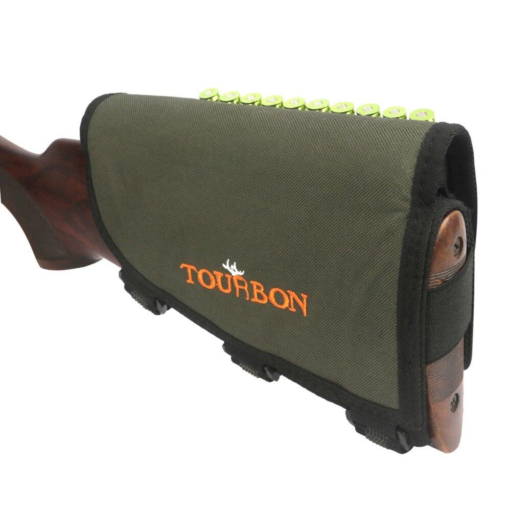 Tourbon caça tiro rifle arma buttstock bochecha