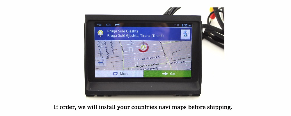 Liandlee Android For Land Rover Discovery 3 LR3 L319 2004~2009 Radio Carplay Parking Camera TV BT GPS Navi Navigation Multimedia (6)
