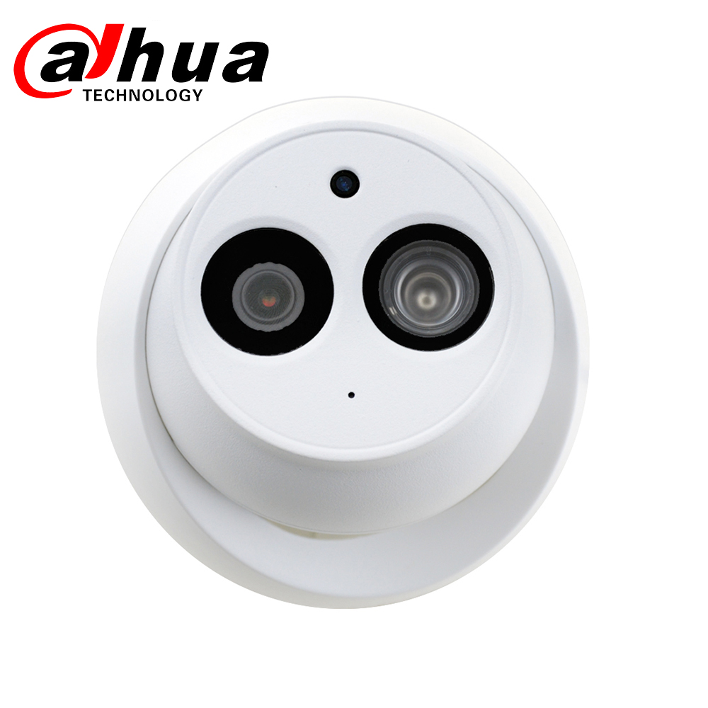 Image 3 - Dahua CCTV IP Camera DH IPC HDW4631C A Built In Mic POE dome Security Camera IR30M Metal shell Onvif replace IPC HDW4431C A-in Surveillance Cameras from Security & Protection