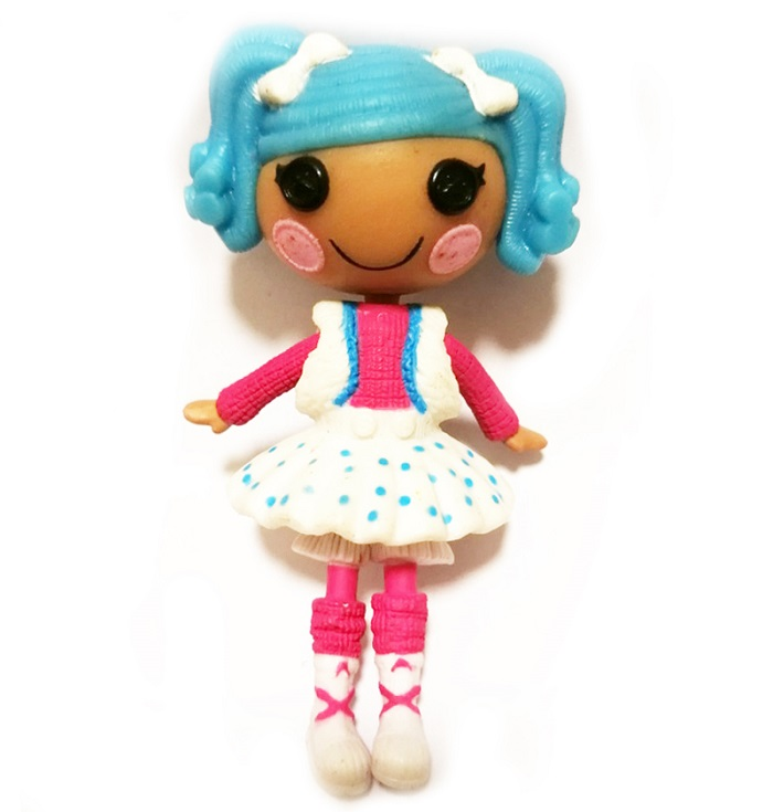 Image 2 - New Lalaloopsy Mini Lala Princess Doll Action Figure Dolls For Girls Kids Toys Decoration Children Gifts Brinquedos S4131-in Action & Toy Figures from Toys & Hobbies