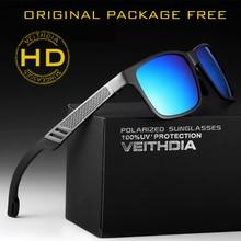 Veithdia Polarizadas gafas de Sol de Los Hombres gafas de Sol Deportivas Gafas Gafas Accesorios Gafas De Sol Feminino 134