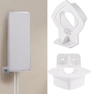 Image 5 - Giá treo Tường Đế Đứng dành cho Linksys Velop Băng Toàn WiFi Nhà Hệ Thống Lưới, Trắng 3 Gói