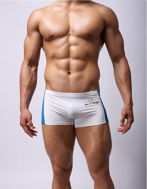 4aea9e60756 Wholesale 4Pcs lot Sexy Men Boxers Mesh Spandex Underwear Man Male Gay Boy Underpants  Cueca Boxer Short calzoncillos hombre. Anniversary Sale ...