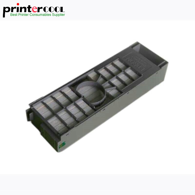 цена на Original New Waste ink Tank With Chip  For EPSON 3800 3800C 3850 3880 3885 3890 Printer For Epson 3800 Maintenance Waste Tank