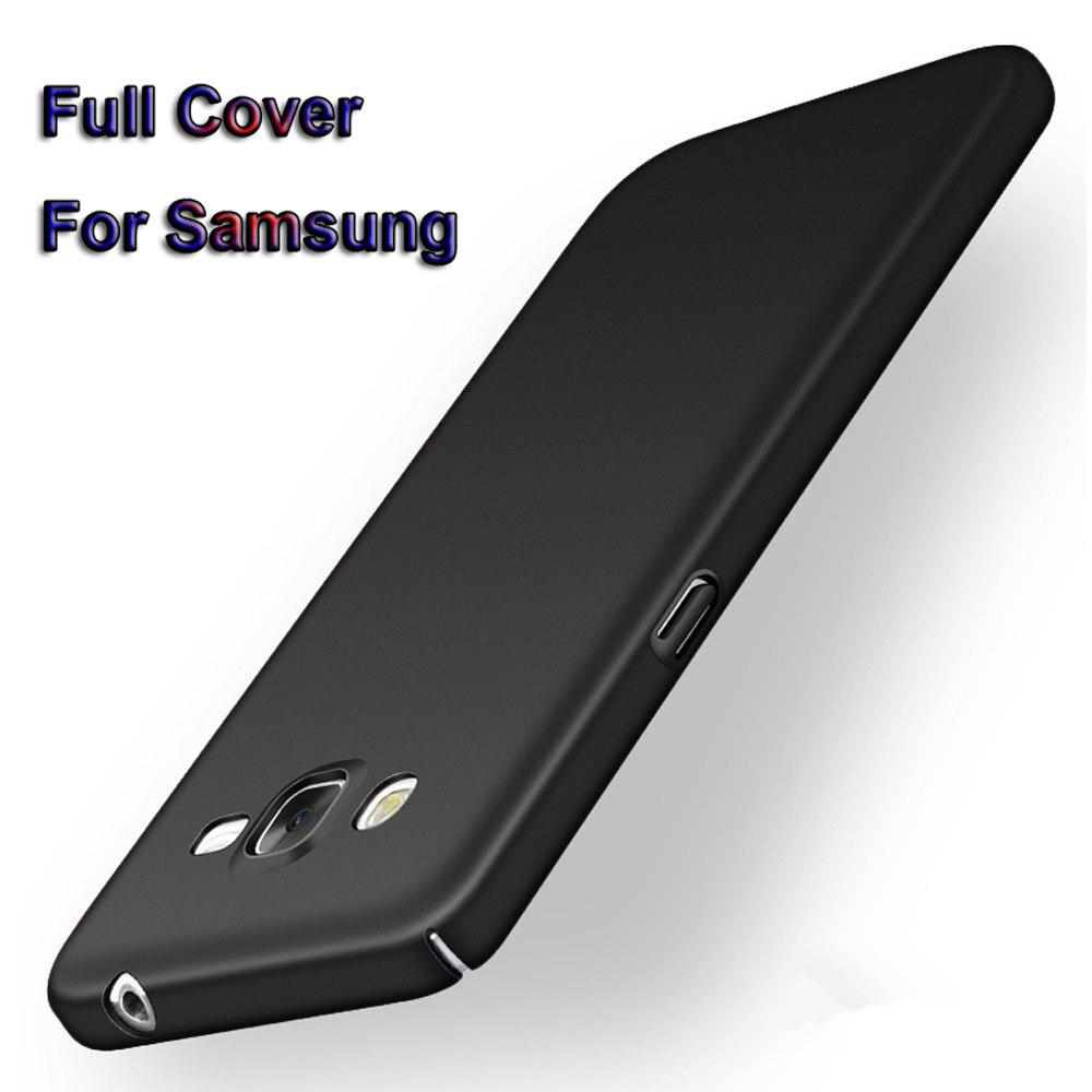 Luxury Hard Case for Samsung Galaxy A5 A510 J3 J5 J7 J1 2016 J2 Prime Note3/4/5 S3 S4 S5 Neo S6 S7 edge Grand Prime Cover capa
